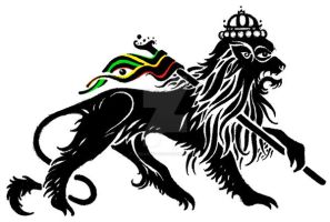 Taio's Lion of Judah by J-Micah-Nelson
