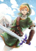 Link by GreyRadian