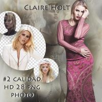 -2- Claire Holt PNG PACK HD -28 PNG- by ToryKim92