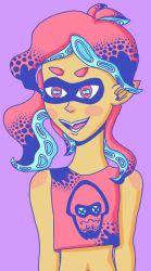 Squid Kid by Dillyt