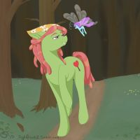 Treehugger by Laxmortaxbella