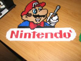 mario perler sign done by ndbigdi
