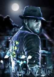Murdered: Soul Suspect. Who is the killer? by SKstalker