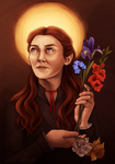 the Mother, Catelyn Stark by sumenya