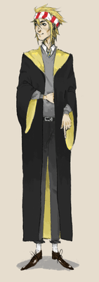 Hufflepuff by Be-ber