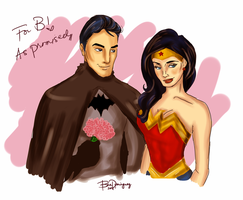 Just friends? by brilliant-beatrice