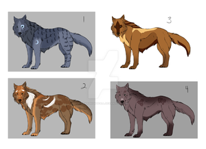 Wolf Adopts [Open]