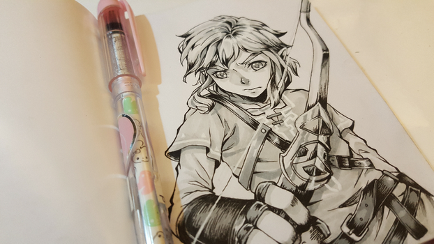 Link ink by mmidori31