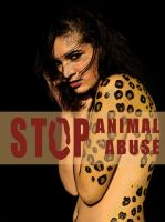 STOP ANIMAL ABUSE by xxfrozenflamesxx