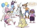 My Little Senior Citizens by TheRedGhost