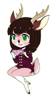 Chibi for kasdaskdjasd by CookieHana