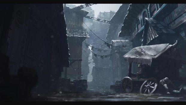 Winter is Coming - Cinematic by M-Delcambre