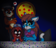 ~Don't Be Scared, Puppy~ by SonicFazbear15