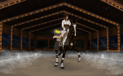 [WIP] Dressage Redefined by Mustang601