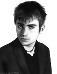 Damon Albarn-digital painting by Eisenrose