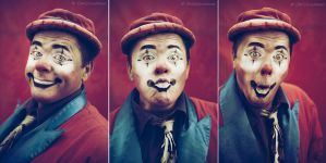 Clownesque... by ChristineAmat