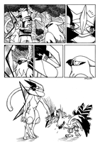 Talonflame and Greninja Page 1.