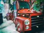 Christmas truck by spacepirate04