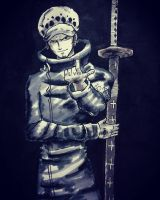Trafalgar law#2 by Monesh98