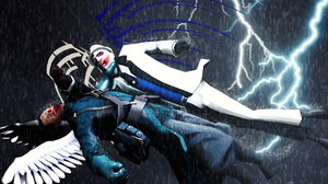 [SFM] The rageing storm by TheLisa120