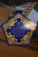 Chocolate Frog Card (Dumbledore back) by Prue126