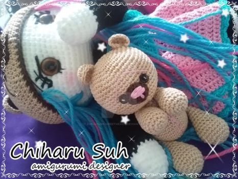 Sweet Lola by Chiharu Suh by Amigurumi-sweetheart