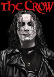 The Crow - My Tribute by Tiger2e
