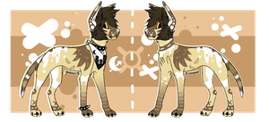 :Rusty Feather: Adoptable [CLOSED] by Jester-Adopts