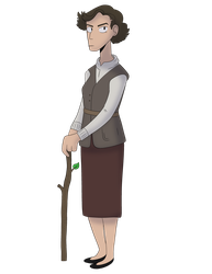 Honoria Glossop by Inspector-Spinda
