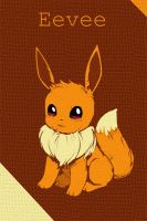 Eevee Rainbow Poster GIF by humannamedethan