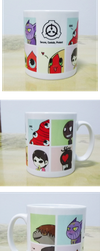 SCP CUP by maxalate