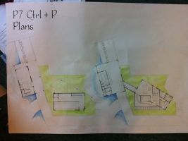 Architecture 1st year crap #7 by missmiakomyori