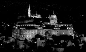 Buda Castle by sorett