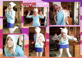 [cosplay] Fionna the Human by BritToons