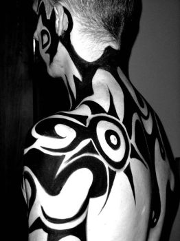 bodypaint by milopunk