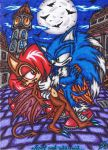 Dark Sonally Moment -The Sallcubus And The Werehog by AceOfSpeed94