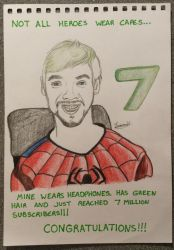 7 Million - Congratulations Jacksepticeye by meerkat--love