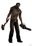 Dead by Daylight: Max Thompson Jr.- The Hillbilly by OGLoc069