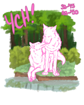 YCH Wolves (CLOSED) by Princess-Skye