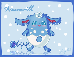 Azumarill - Pokemon CATCH