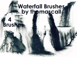 Waterfall Brushes AGAIN by thomascall