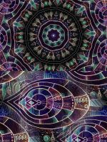 masterplan for the cosmic house  000 by santosam81