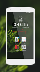 My Android Homescreen by tari7