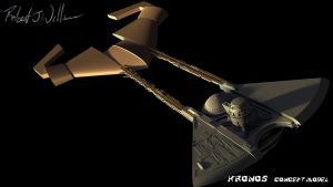 My Version Of Kronos 1 Study Model part 23 by XFozzboute