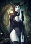 Maleficent by vest