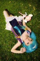 Kannagi - Nagi by Amplified-Insanity