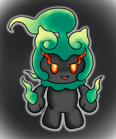 Marshadow by Soulaex