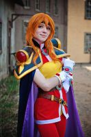 Lina Inverse - Slayers Next by GreatQueenLina
