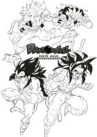 Dragon Ball New Age by Blood-Splach