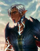 Fenris by nelmm